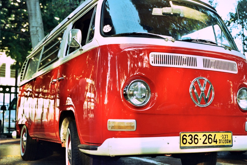 001_VW Bus by Ilya.Bur