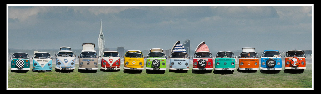 VW Camper - Beach Bugs by fatboydon, on Flickr