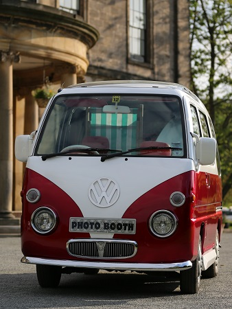 Mini Vw Camper Photo Booth Hire For Your Event Vwt2oc